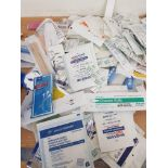 LOT OF MEDICAL SUPPLIES DISPOSABLES