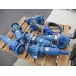 Lot of Unused Leser and ButterFly Valves
