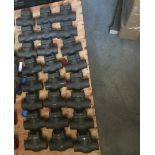 Lot of Unused Powell check valves