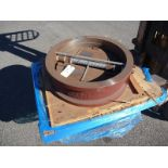 """24"""" Duo-Chek wafer check valve"""