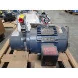 Lot 220 - Marathon Blue Max Inverter Duty Motor, 3 Phase, 120Hz, model BVB 182THTS8048AP