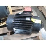 Lot 250 - Marathon Black Max Inverter Duty Motor, 3 Phase, 120Hz, model JVC145THTN6046BAP