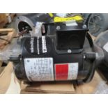 Lot 247 - Marathon Micro Max Inverter Duty Motor, 3 Phase, 120Hz, model FVN 56H17T2001 K