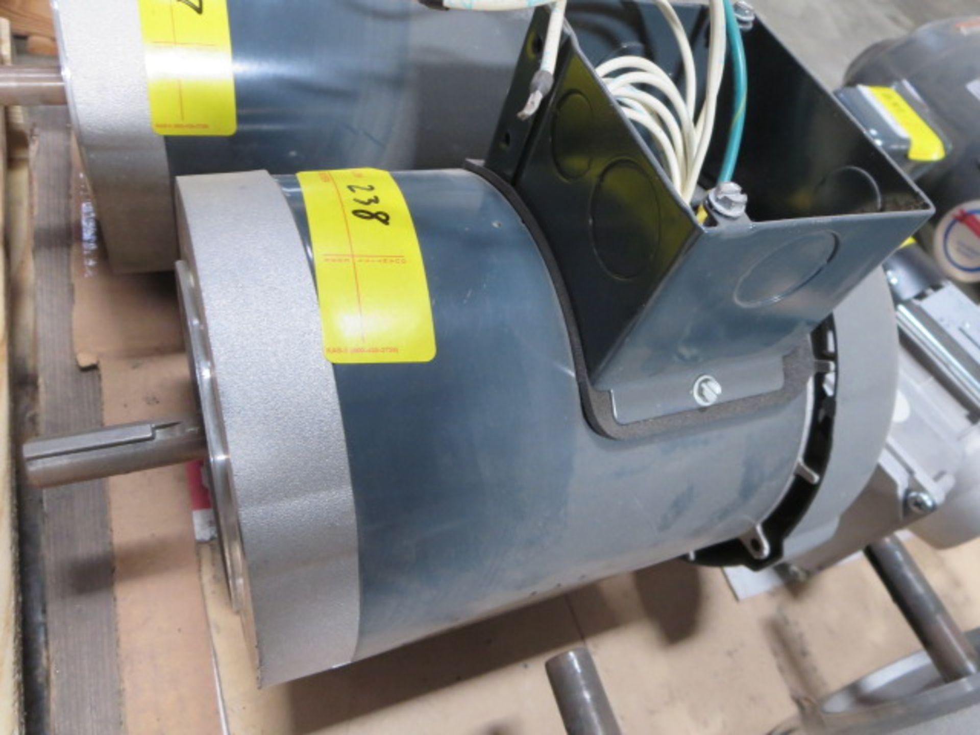 Lot 238 - Inverter Duty Motor