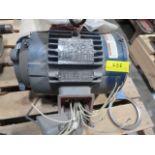 Lot 226 - Marathon Blue Max Inverter Duty Motor, 3 Phase, 120Hz