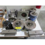 Lotto 297 - Lot of Assorted Speed Reducers, 9pcs