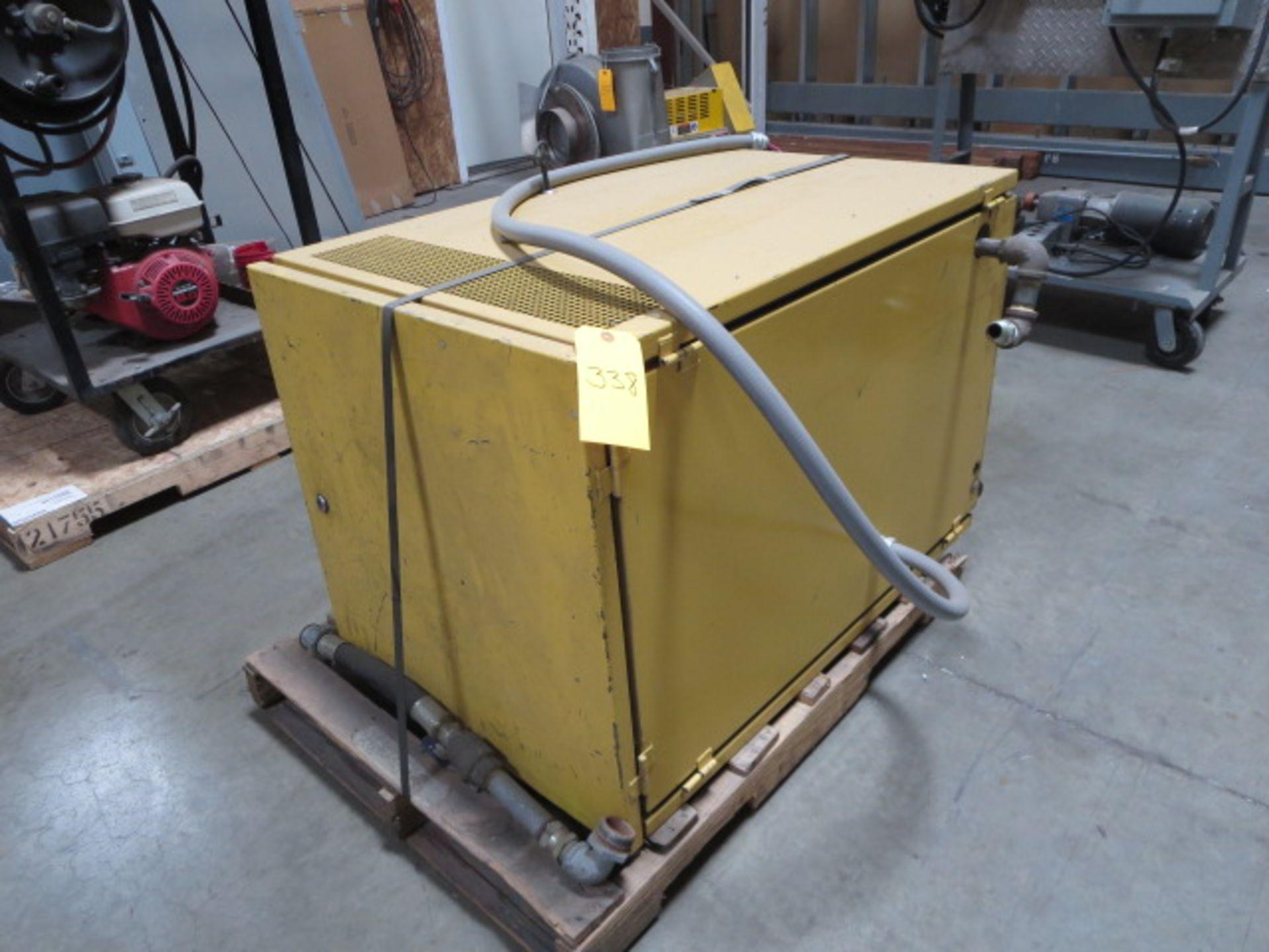 Lot 338 - Kaeser Compressor, 187Hrs