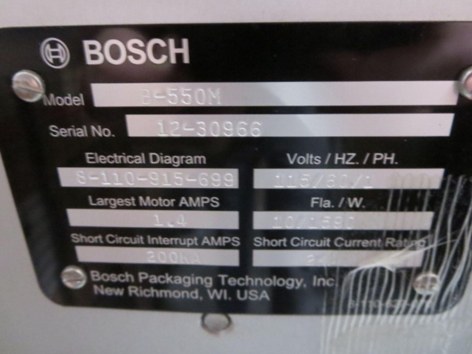 Lot 344 - Bosch Doboy Band Sealer, model B-550M