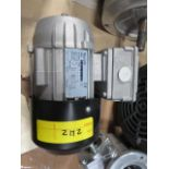 Lot 242 - Rexroth Inverter Motor, 3 Phase, 60Hz
