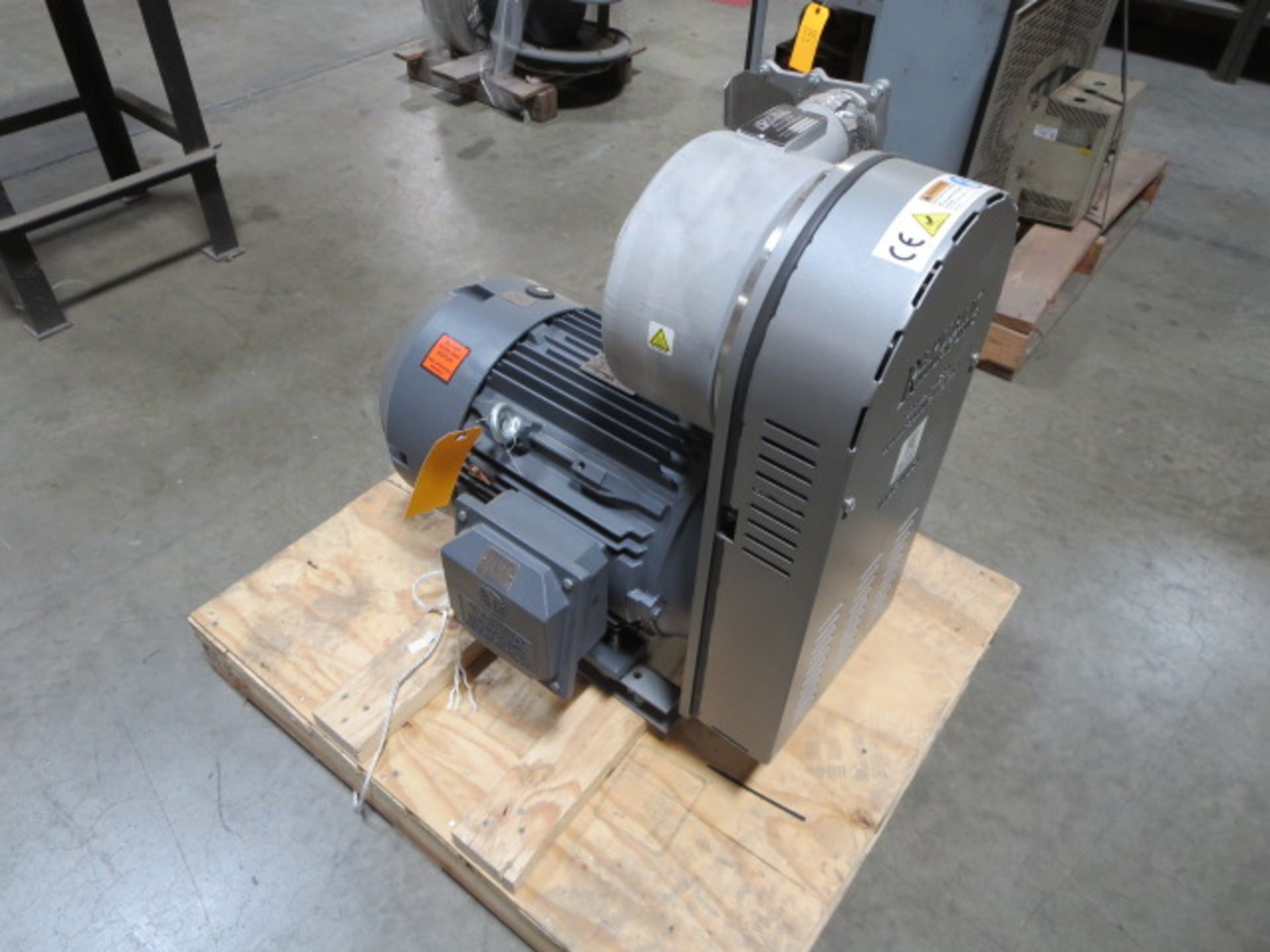 Lotto 336 - Republic Manufacturing Motor and Blower, model 200-9600HC