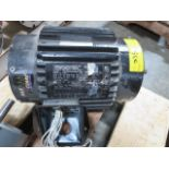 Lot 235 - Marathon Max Guard Inverter Duty Motor, 3 Phase, 120Hz