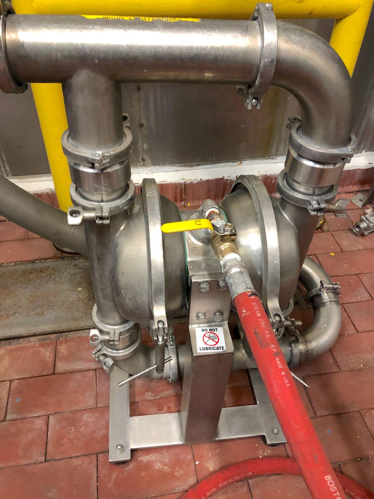 Lot 41 - Murzan PI-50 Diaphragm Pump