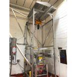 Lot 19 - Hapman Stainless Steel Super Sack Bulk Unloader System