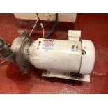 Lot 4 - SPX Waukesha Cherry Burrell Centrifugal Pump