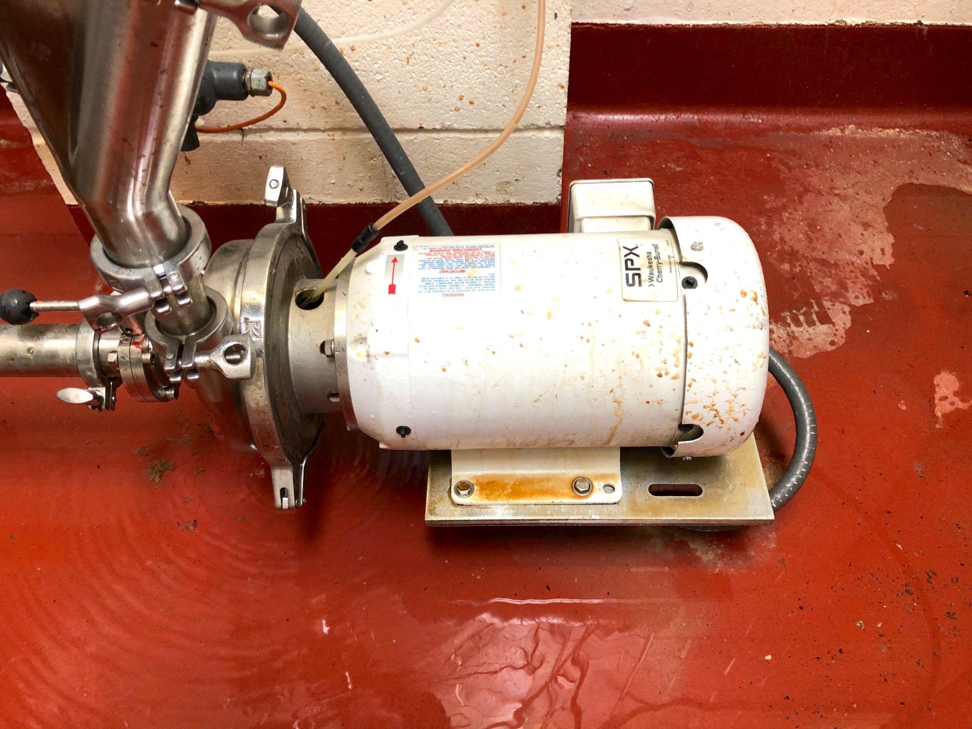 Lot 3 - SPX Waukesha Cherry Burrell Centrifugal Pump