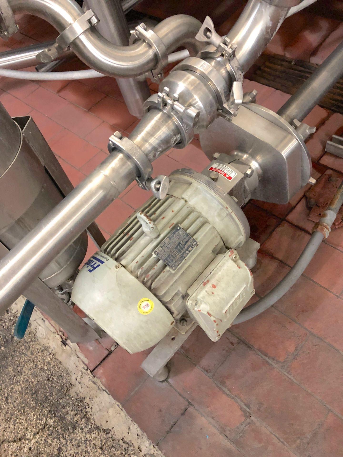 Lot 34 - Fristam Centrifugal Pump