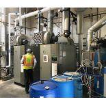 Lot 12 - Miura LXL-50 Low Pressure Steam Boiler