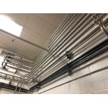 Lot 14A - 3 Inch Stainless Steel Piping