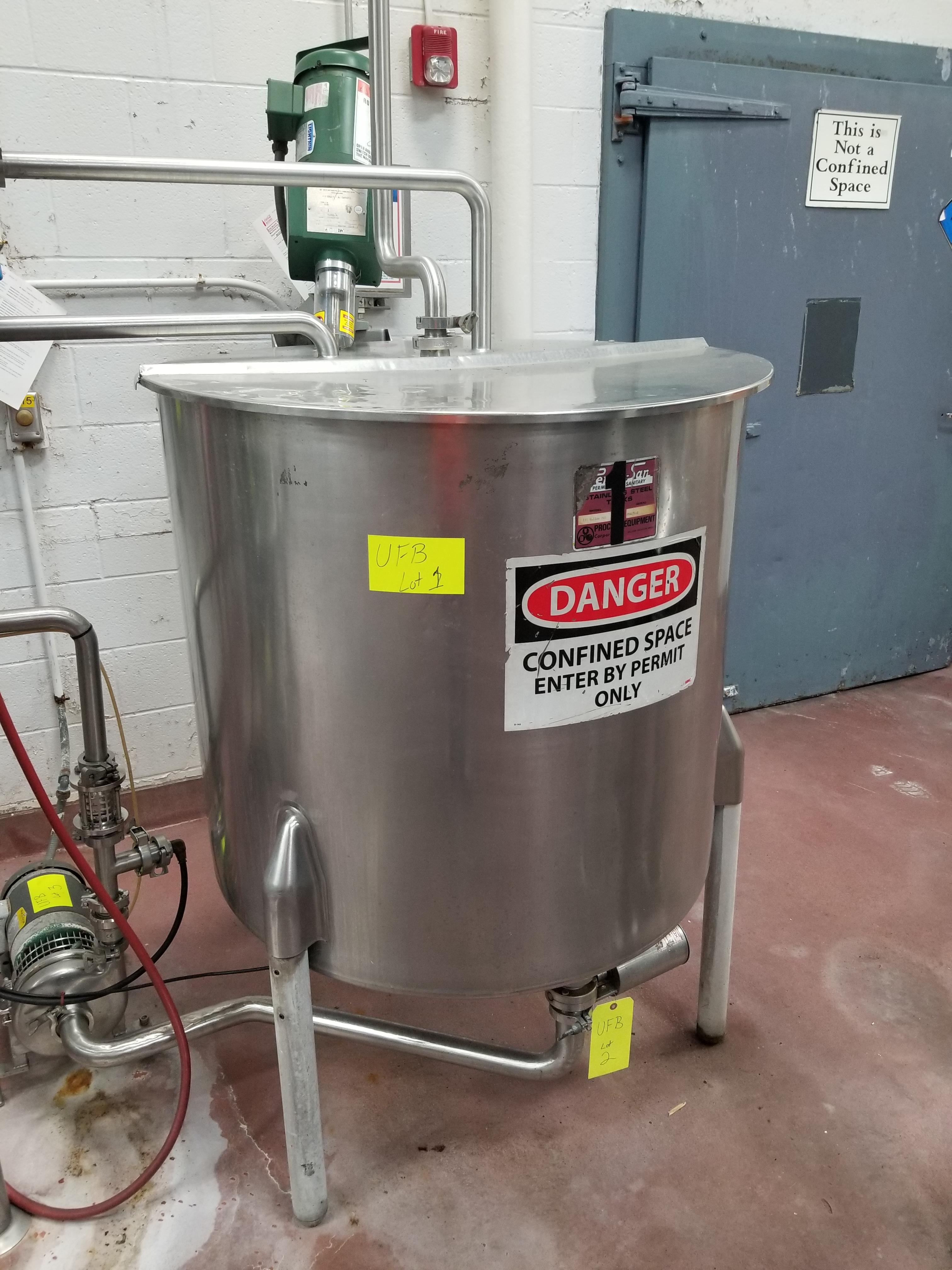 Major Beverage Bottling, Canning, and Processing Equipment Auction from Global Soft Drink Manufacturer