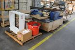 Lot 562 - LOT - MISC ITEMS, DISPLAYS, EXERCISE EQUIPMENT, KOHLER SINKS, ETC.