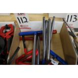 LOT - LARGE T HANDLE ALLEN WRENCHES