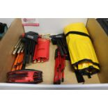 LOT - LARGE QUANTITY OF ALLEN WRENCHES