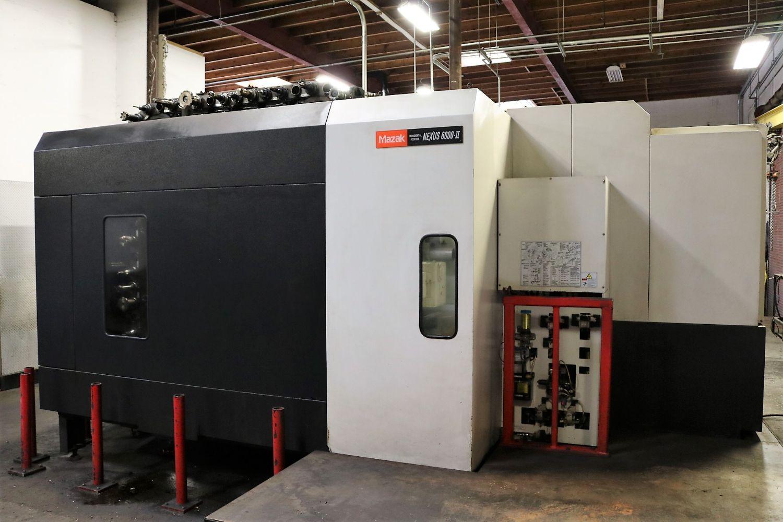 (3) 2010 MAZAK NEXUS 6000 II & 2005 HCN 6000 HORIZONTAL MACHINING CENTERS, MAZAK MAZATECH V515/40 VMC, (500) 50 TAPER TOOL HOLDERS
