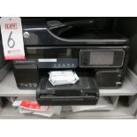Lot 6 - HP OFFICEJET PRO 8500A PLUS PRINTER