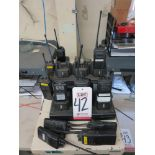 Lot 42 - LOT - 2-WAY COMMUNICATION RADIOS W/ CHARGING STATION