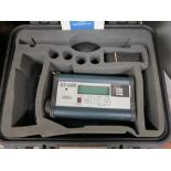 Lot 17 - GASTECH GT-2400 MULTIGAS MONITOR/COMBUSTION ANALYZER