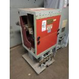Lot 483 - ALLIS CHALMERS TYPE MA-250-A CIRCUIT BREAKER, 5 KV, 1200 A, CURRENTLY DESIGNATED AS A GROUND AND