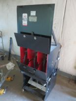 Lot 463 - WESTINGHOUSE 1200A, 5K V, SWITCHGEAR