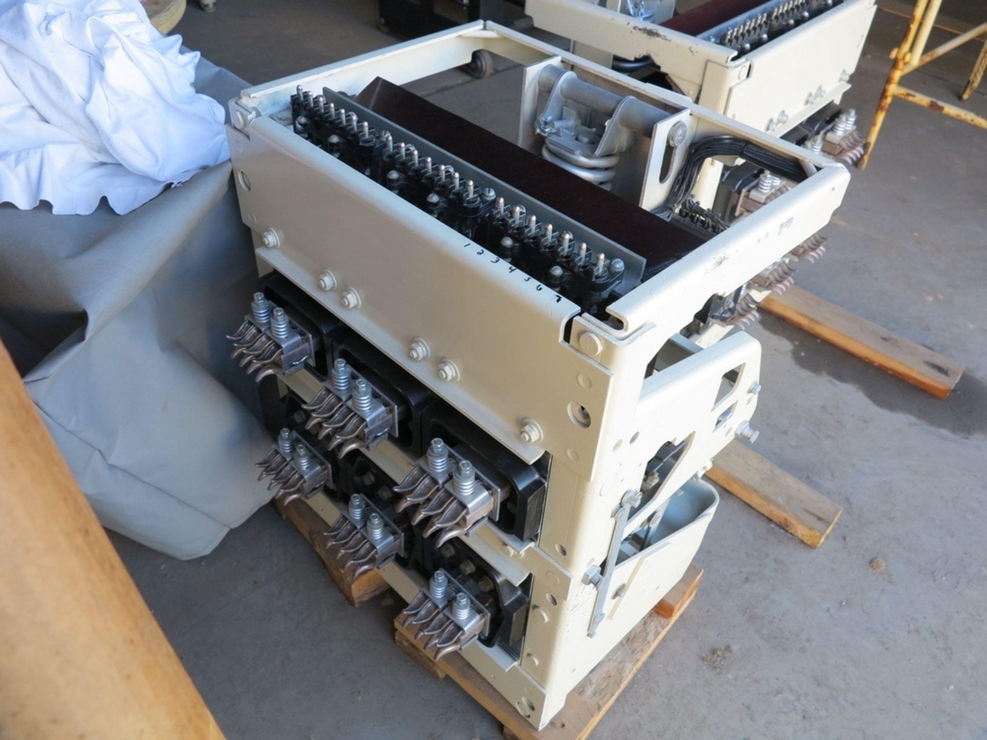 Lot 457 - GE LOW VOLTAGE CIRCUIT BREAKER, 1600 AMP, NO. 156A5920-200