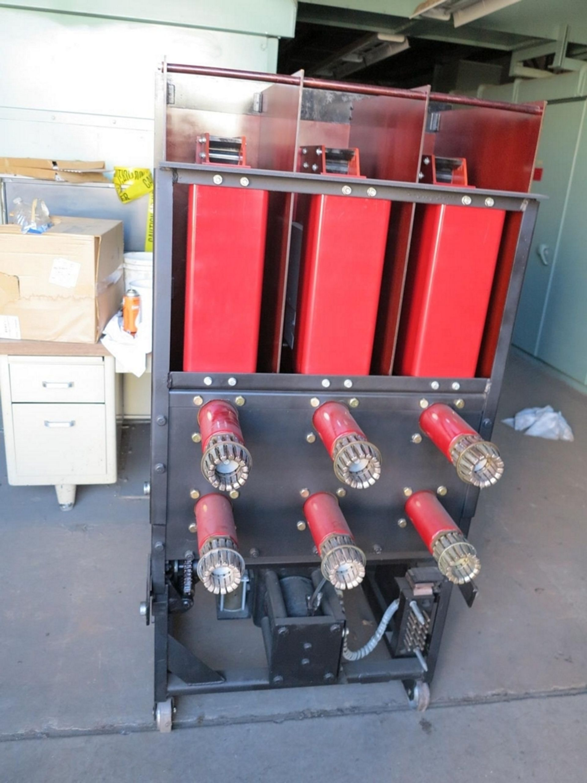 Lot 459 - WESTINGHOUSE CIRCUIT BREAKER, 2000 AMP, STYLE: 1640200
