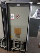 Lot 480 - ALLIS CHALMERS CIRCUIT BREAKER, TYPE MA-250A-1, 4160 V, 1200 A