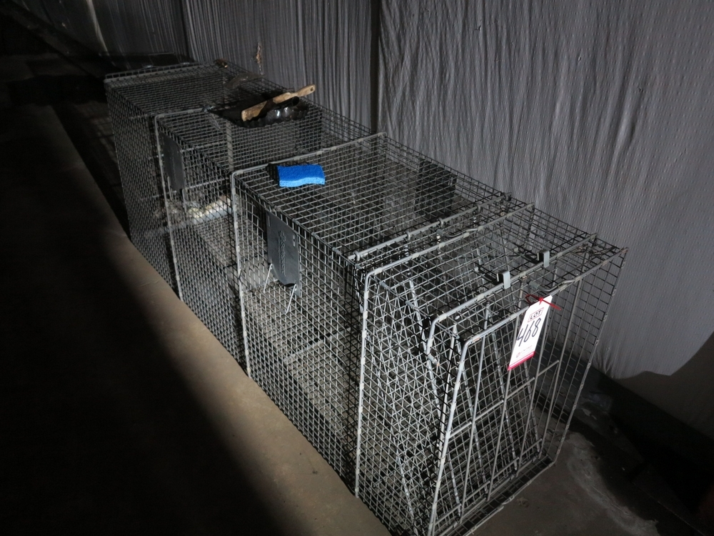 Lot 468 - COYOTE TRAP