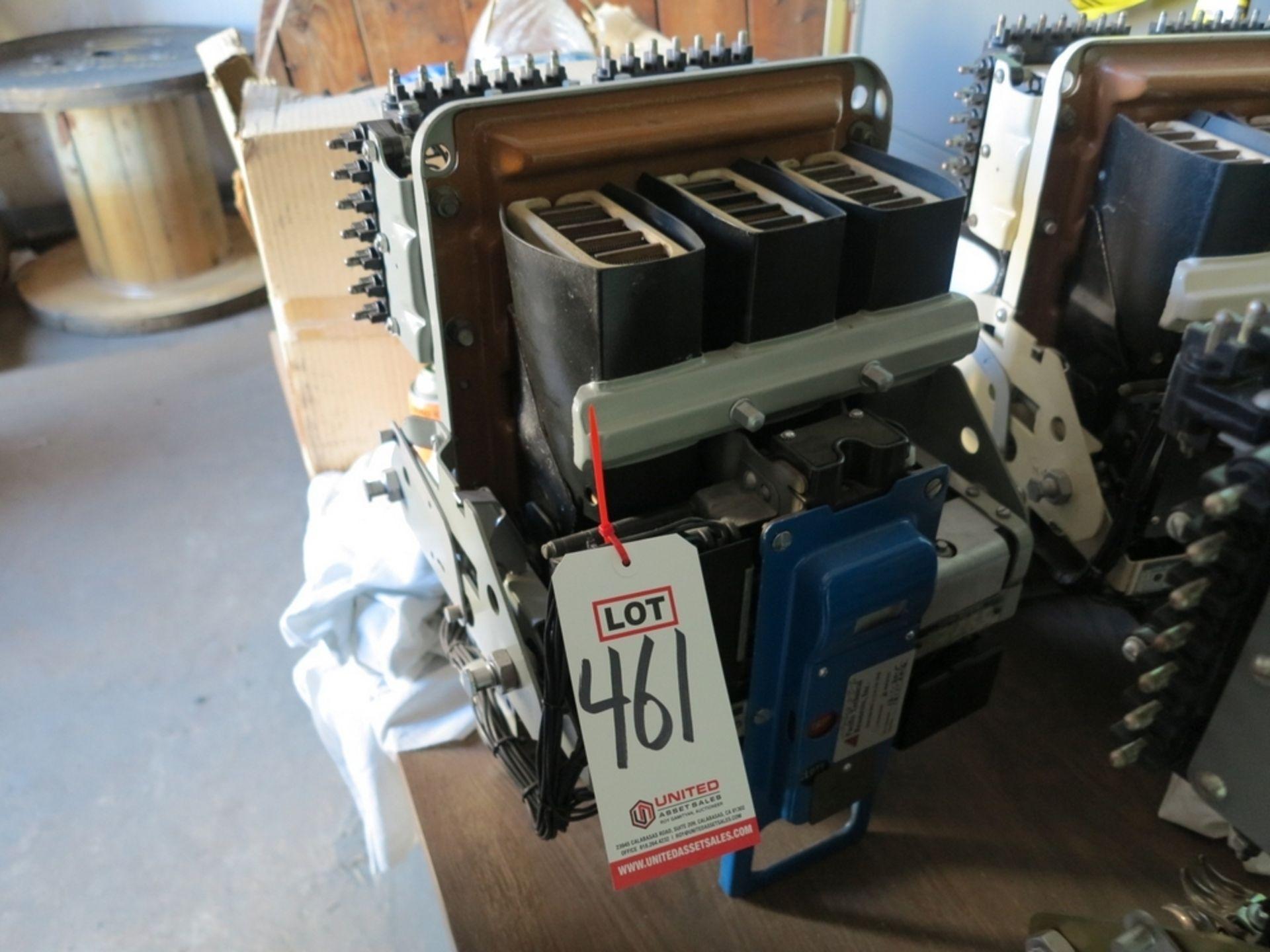 Lot 461 - GE LOW VOLTAGE CIRCUIT BREAKER, 600 V, TYPE: AK-2A-25