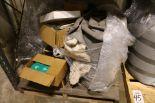 Lot 45 - LOT - (2) PALLETS OF FIBERGLASS COVERED BATTING