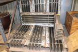 Lot 52 - LOT - PALLET OF SS SCRAP, PLUS PEAKER GENERATOR TURBINE BEARING, LARGE VALVE SEAT, ETC.