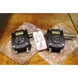 Lot 22A - LOT - (2) DYNA TORQUE VALVE ACTUATOR, MODEL 7D-33-2500