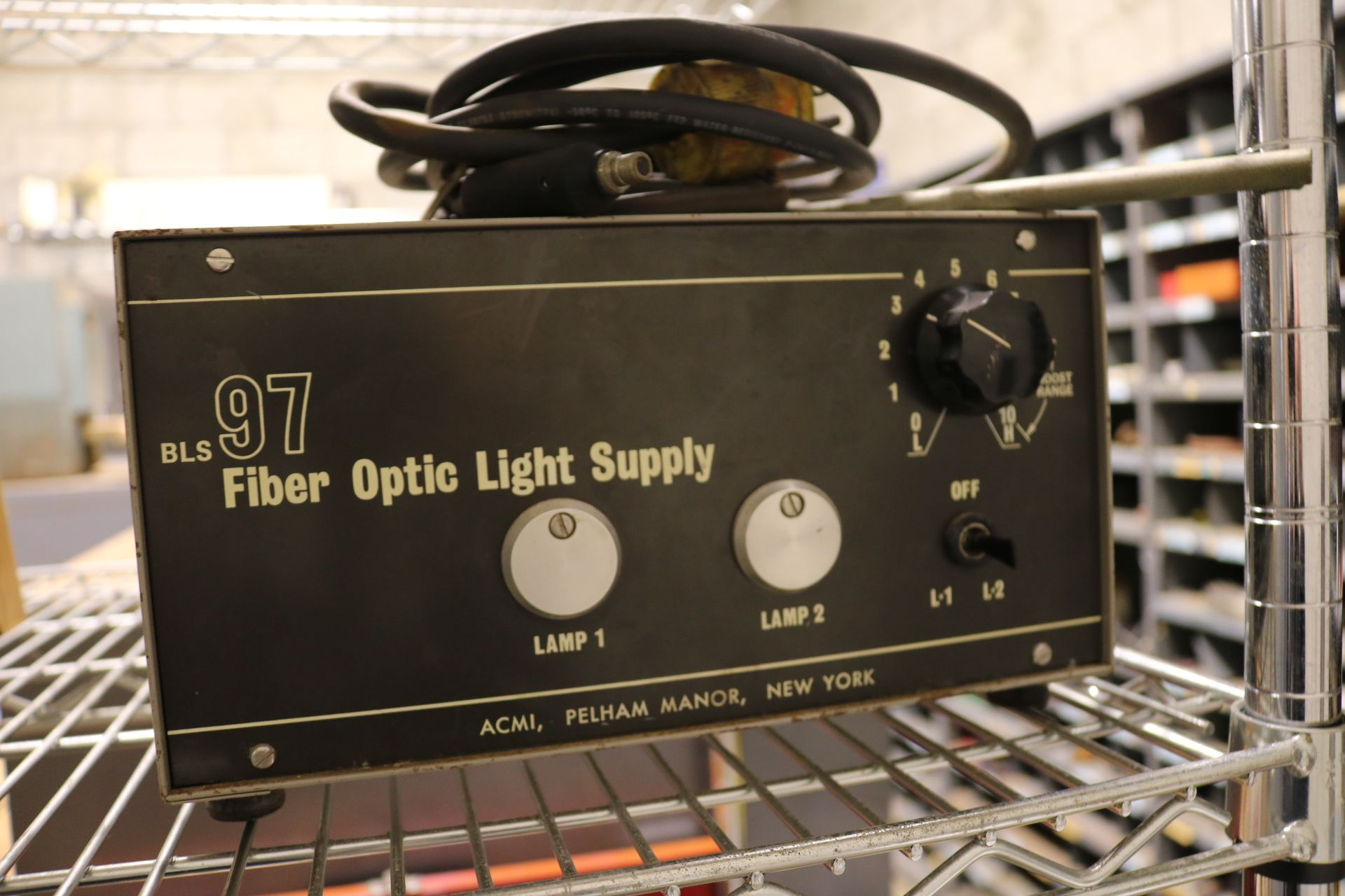 Lot 16 - LOT - MISC ITEMS TO INCLUDE: OLYMPUS ILK-5 LIGHT SOURCE, PACK-RITE CONTINUOUS HAND ROTARY SEALER,