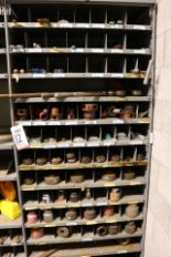 Lot 12 - LOT - CONTENTS OF (2) 3' SECTIONS OF SHELVING TO INCLUDE: PROTO PULLER SETS, BARRICADE FLASHING