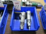Lot 41 - LOT - (2) CP #854 PNEUMATIC ANGLE GRINDERS