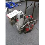 Lot 1 - MILWAUKEE #4203 MAGNETIC BASE DRILL
