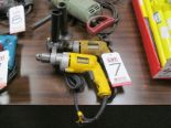 "Lot 7 - LOT - (2) DEWALT 1/2"" DRILLS: (1) DW223G AND (1) DW235G"