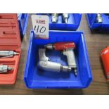 "Lot 40 - LOT - (2) 3/8"" PNEUMATIC DRILLS: (1) SNAP-ON #PDR3A AND (1) CP #787"