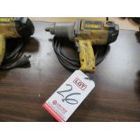 "Lot 26 - DEWALT #DW291 1/2"" ELECTRIC IMPACT"