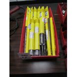 Lot 4 - LOT - ASSORTED HAMMER DRILL BITS
