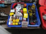 Lot 10 - LOT - ASSORTED HOLE SAWS & ARBORS