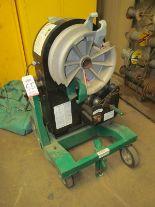 Lot 55 - GREENLEE #855 SMART BENDER POWER CONDUIT BENDER, S/N ZWO34 9 KH